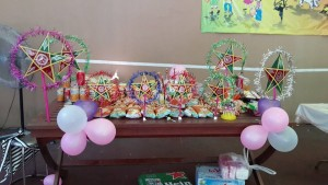 Full moon festival celebration for all faculty's children