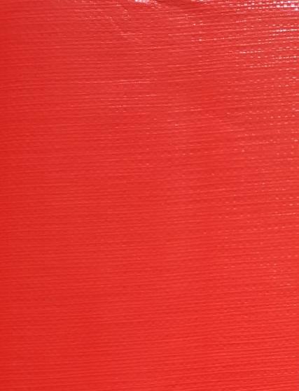 Bạt Tarpaulin Cam Đỏ (Xuất Khẩu)